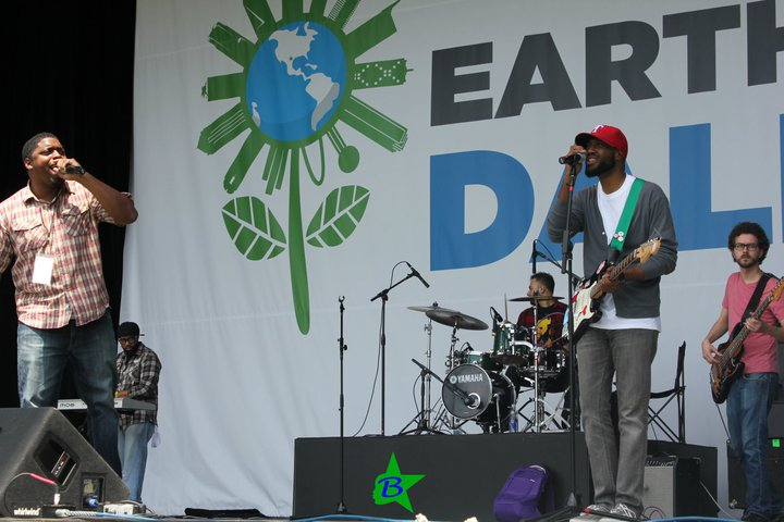 earth day dallas band